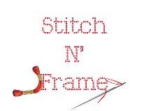 Stitch 'N Frame